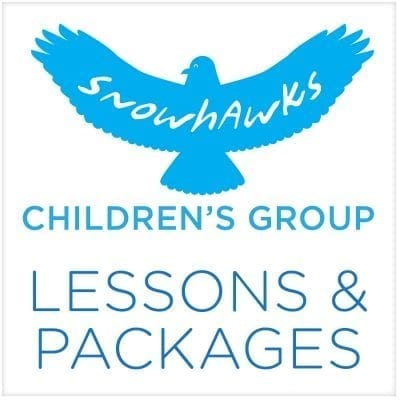 Snowhawks Children's Group Lessons & Packages