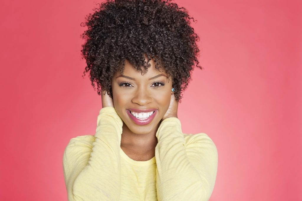Why natural hair is not a fad