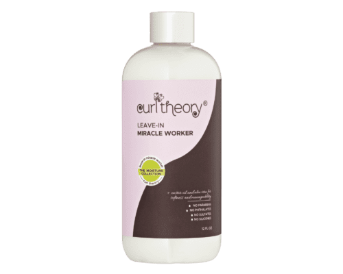Curl Theory Moisture Collection Leave-In Miracle Worker