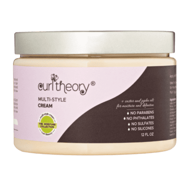 Curl Theory Moisture Collection Multi-Style Cream