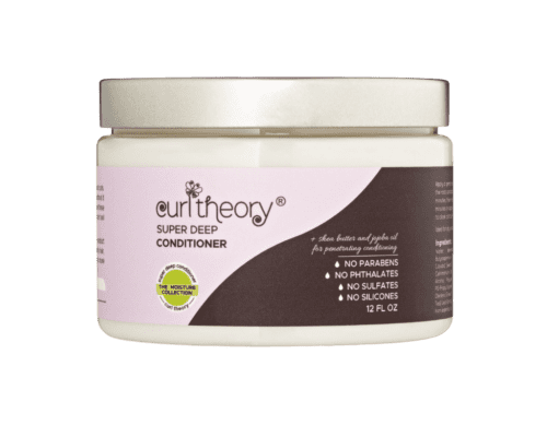 Curl Theory Moisture Collection Super Deep Conditioner