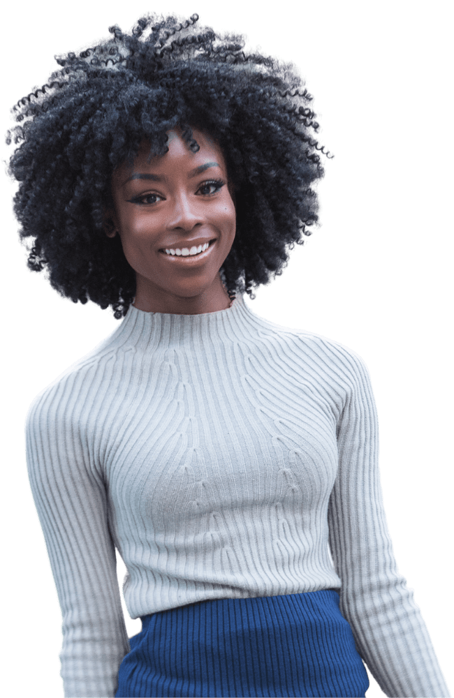 Curl Theory Natural Hair Care Products for Black Hair