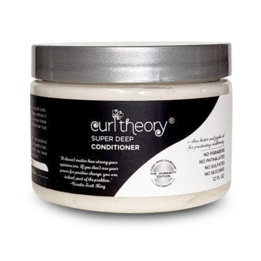 Humanity Edition Super Deep Conditioner (Front)